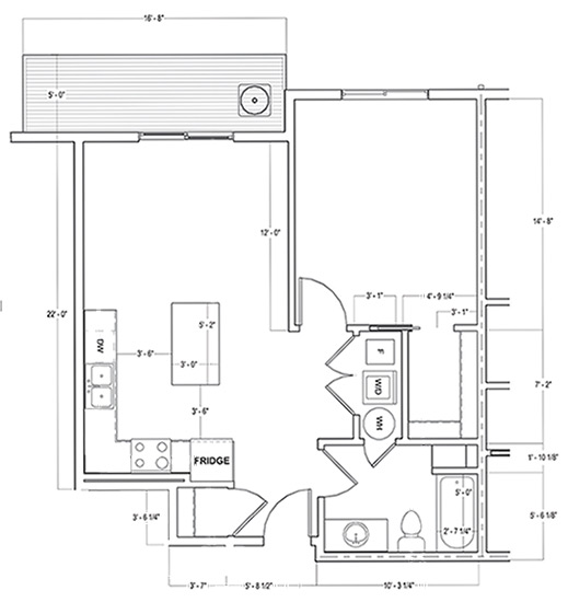 Linden Floorplan