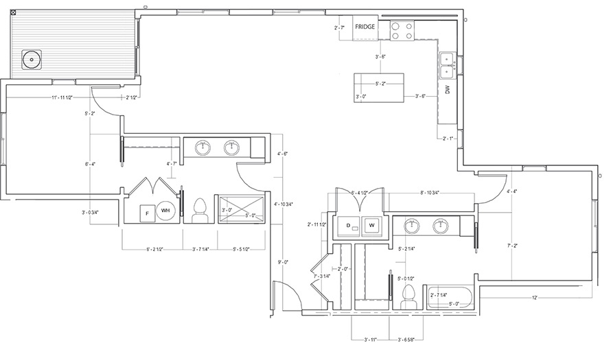 River Birch Floorplan