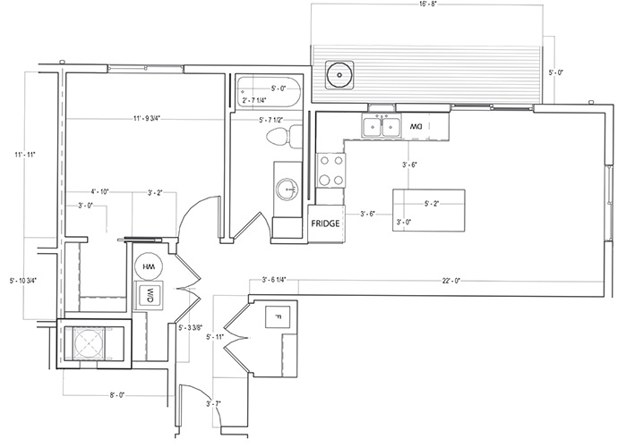Sugar Berry Floorplan
