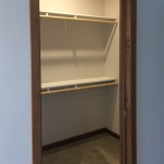 One Willow Creek Maple Apartments Bedroom Closet