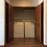 One Willow Creek Willow Oak Apartment Laundry Closet
